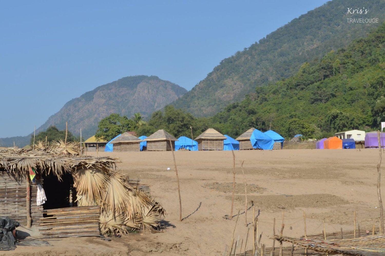 Kulluru Bamboo Huts