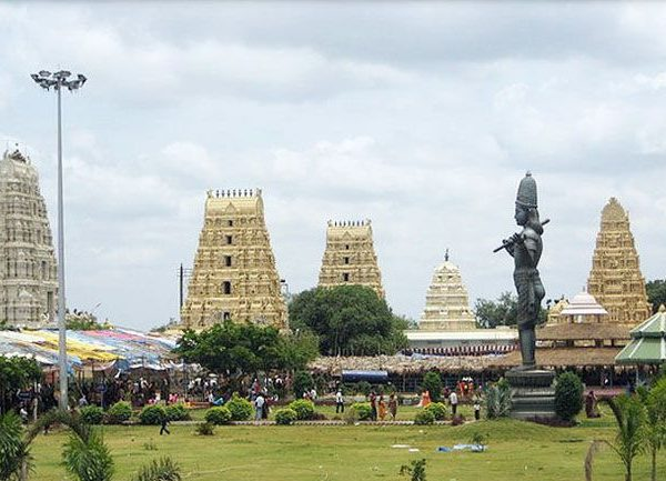 Dwaraka-Tirumala temple west godavari